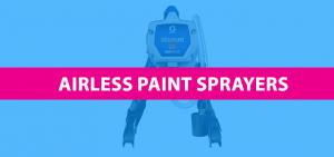 best small airless paint sprayer