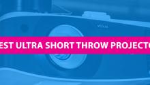 best ultra short throw projector 1080p