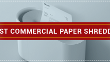 Best Commercial Paper Shredder