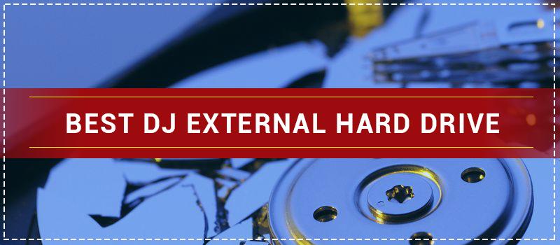 Best DJ External Hard Drive