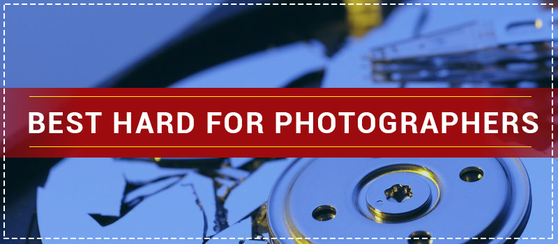 Best External Hard Drive for Photographers