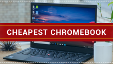 Cheapest Touchscreen Chromebook
