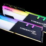 G.Skill Trident Z 32GB Royal Silver DDR-4 Memory