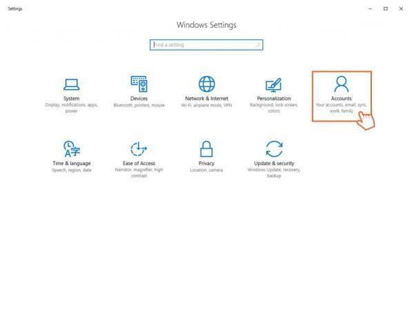 Set-Up Parental Controls in Windows 10