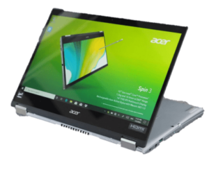 Acer spin3