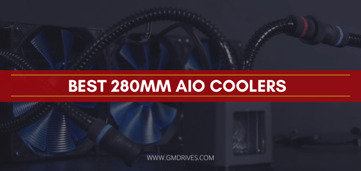 Best 280mm AIO Coolers