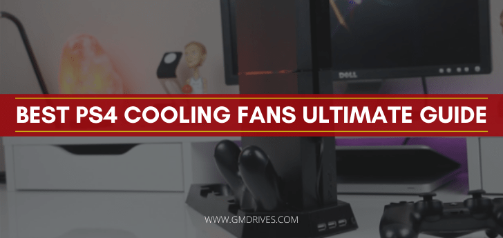 Best PS4 Cooling Fans Ultimate Guide