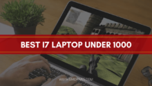 best i7 laptop under 1000