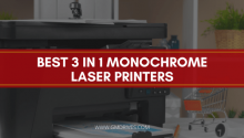 best 3 in 1 monochrome laser printers