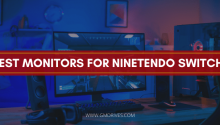 Best Monitor For Ninetendo switch