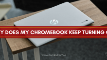Why does my Chromebook keep Turning off