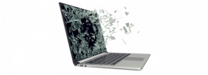how to fix a cracked laptop screen without replacing it-min