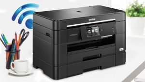what does monochrome printer mean-