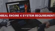 unreal engine 4 system requirements