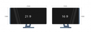 Screen Size and Aspect Ratio